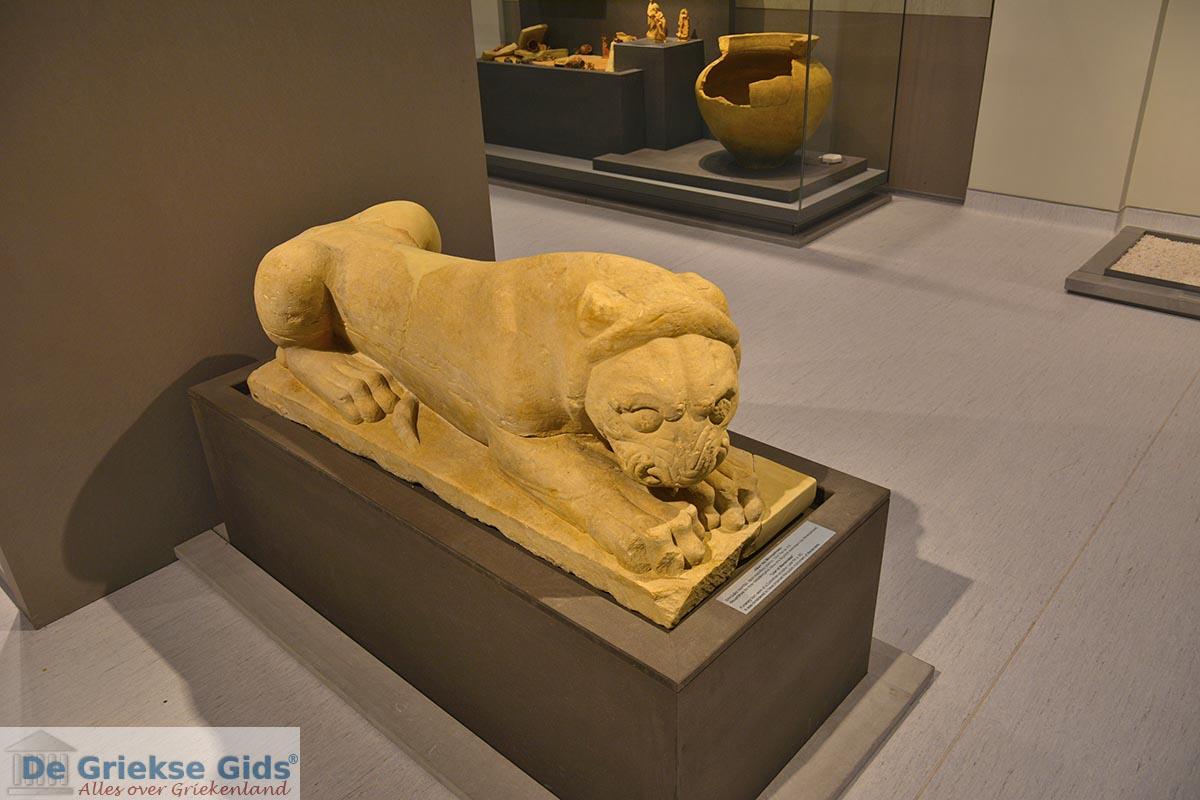 foto Archeologisch museum Corfu 0023