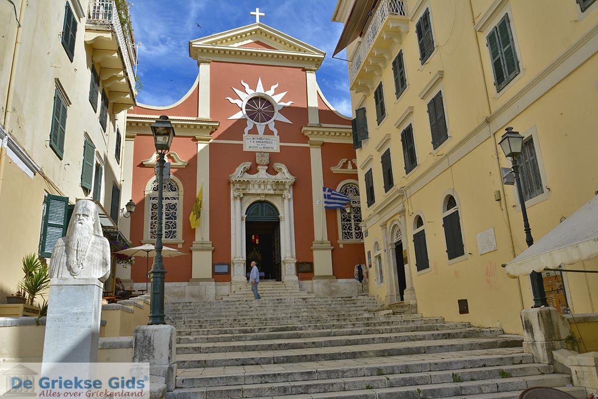 foto Corfu stad Corfu 0049