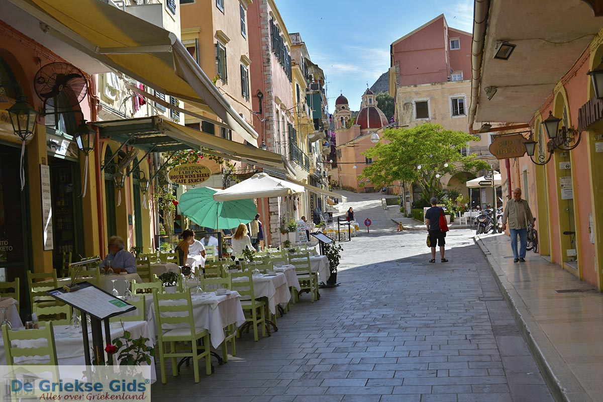 foto Corfu stad Corfu 0052
