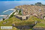 Luchtfoto Corfu stad - 3 - Foto van De Griekse Gids