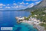 Luchtfoto Nisaki Corfu - Foto van De Griekse Gids