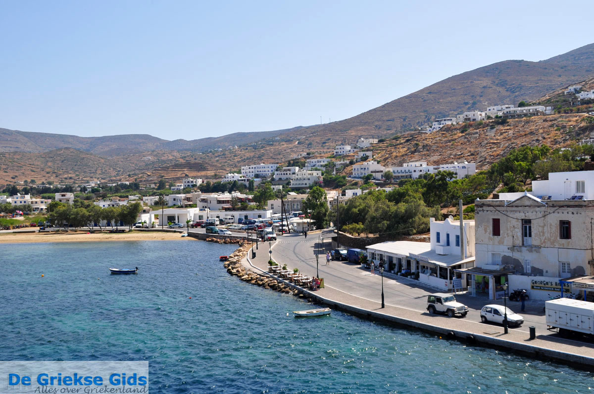 foto Haven Gialos Ios | Griekenland | De Griekse Gids - foto 10