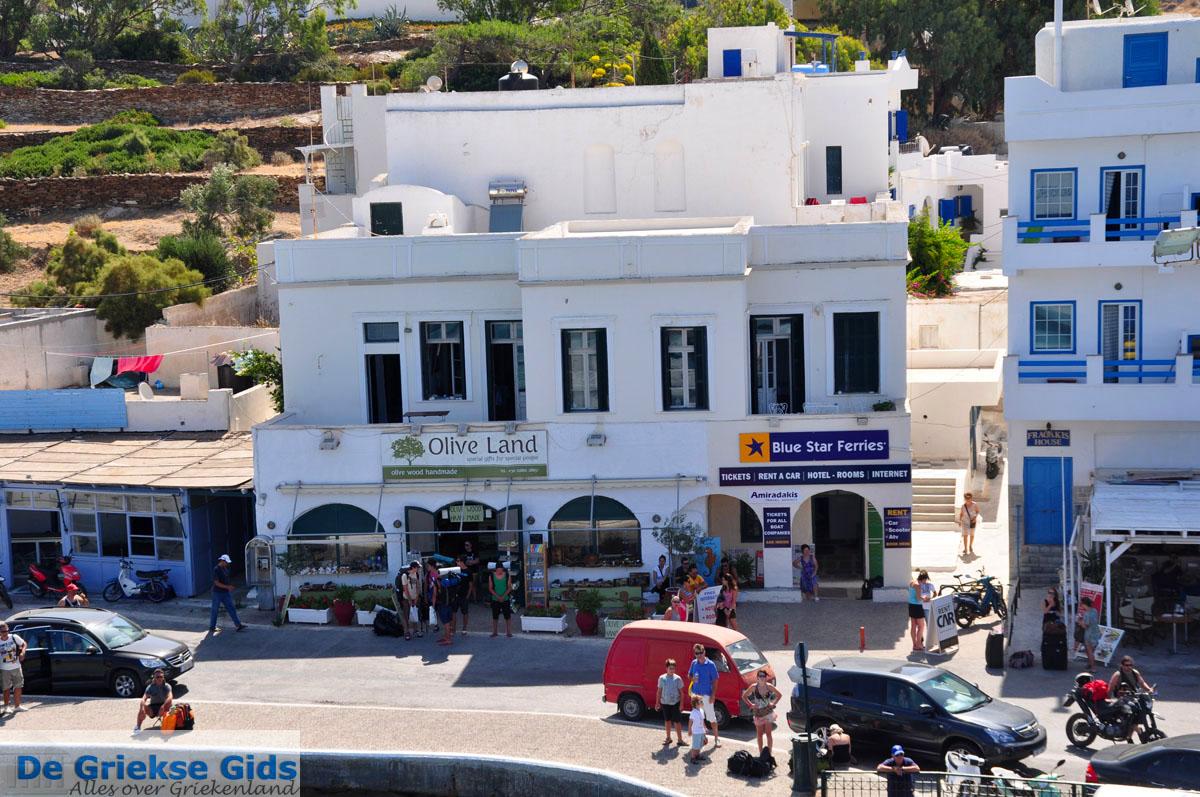 foto Haven Gialos Ios   Griekenland   De Griekse Gids - foto 11