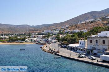 Haven Gialos Ios | Griekenland | De Griekse Gids - foto 10 - Foto van De Griekse Gids