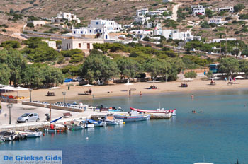 Alopronia, de haven van Sikinos | Griechenland | GriechenlandWeb.de - foto 27 - Foto von GriechenlandWeb.de