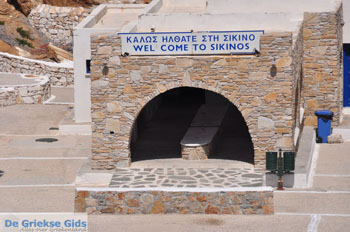 Alopronia, de haven van Sikinos | Griechenland | GriechenlandWeb.de - foto 32 - Foto von GriechenlandWeb.de