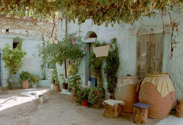 Chios pittoresk -. Foto van Ad van Gool.