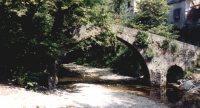 Middeleeuwse brug Vrosina Epirus - Foto van Familie Frederiks-Binos