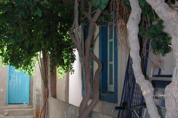 Patmos september 2001. Foto gemaakt door H Kerkhof Odiliapeel