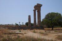 Akropolis van Rhodos - Foto van G.A. Bronkhorst