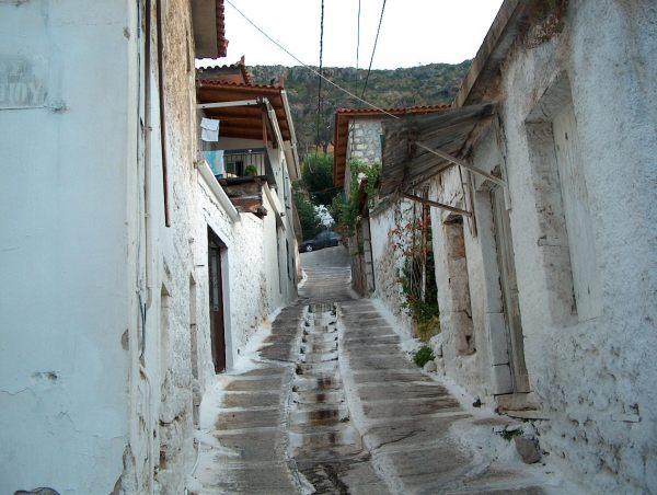 Akrata Achaia - Peloponnesos - Foto van A. Koubis.