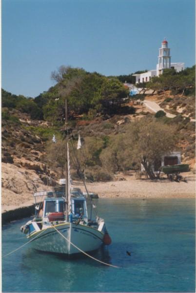 Kalymnos, Nera  Foto van Diana Lint.