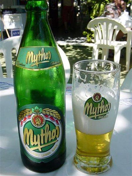 Mythos bier -  Foto van John Valster.