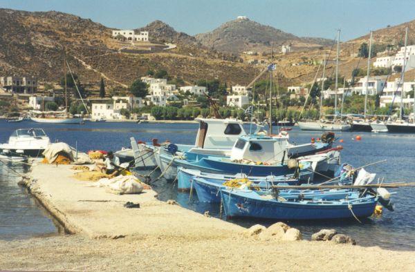 Patmos, Grikos. Foto van Diana Lint.