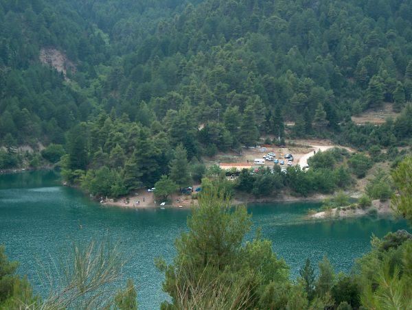 Aan het water - Peleponessos. Foto van Gerda Musch