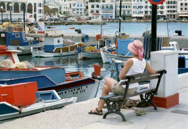 Relaxen in Pigadia (Karpathos)
