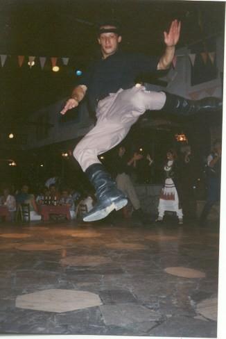 Kretenzer danser Foto: Riet de la Mar