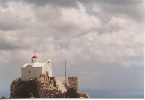 Agia Kyriaki, Karpathos Foto: Riet de la Mar