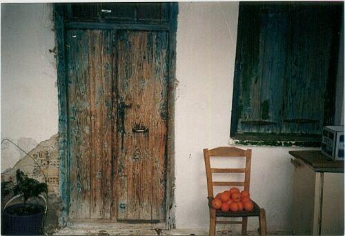 Sinaaskreta - Deze foto werd gemaakt door Shirley Brandeis