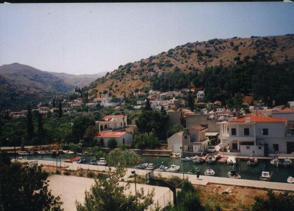 Chios in 1999. Foto: Simona Karvouniari