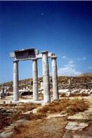 De ruines van Delos (Dilos) - Foto van Dennis Goes