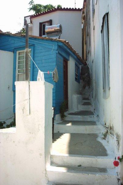 Samos, Kokkari  foto gemaakt door Renée Mof