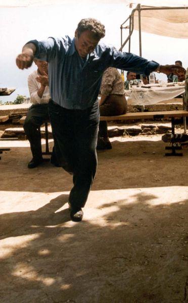 De Griekse danser