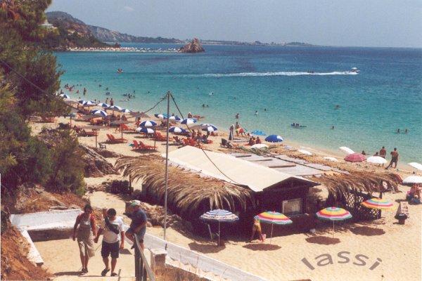 Strand Lassi Kefalonia