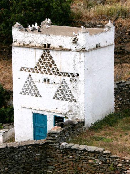 Duiventoren op Sifnos