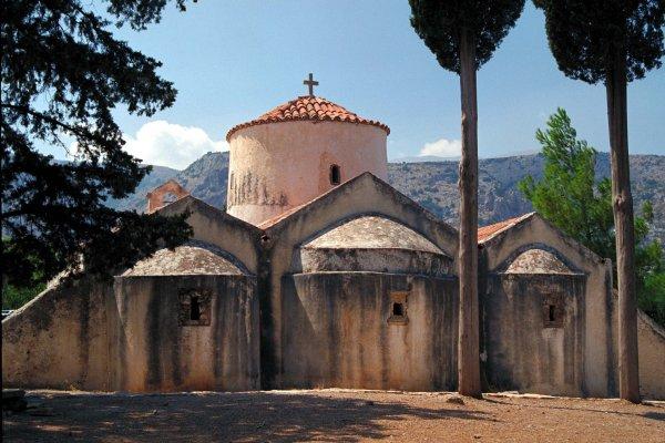 Moni Kritsa op Kreta - Foto van Alex van Schaik