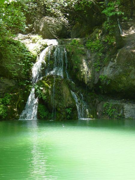Watervallen vlindervallei Rhodos