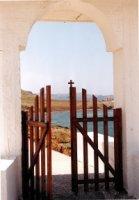 Lesbos, Gavathos - Foto van Eleni