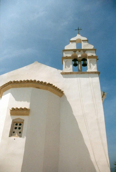 Papanti Kerk Corfu