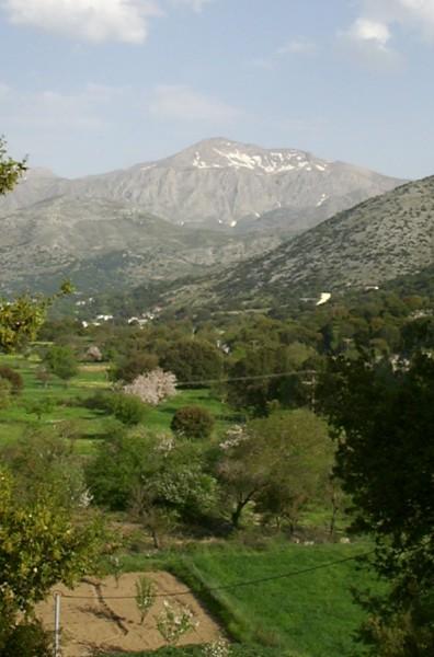 Lassithi hoogvlakte Kreta