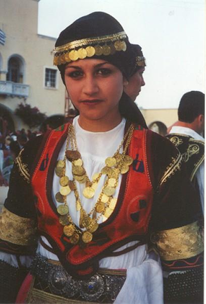 Danseres van Karditsa