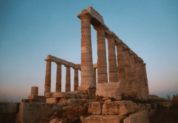 Kaap Sounion