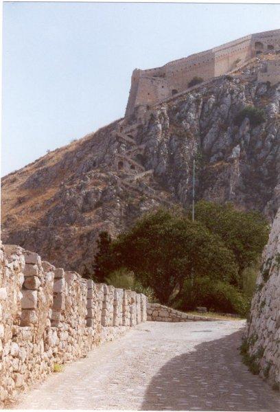 Nafplion, Peloponnesos