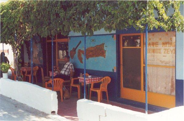 Taverna Kos stad