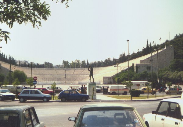 Oud Olympisch stadion Athene