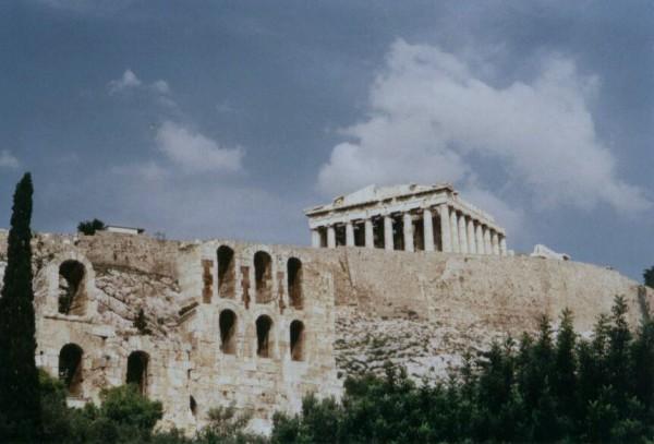 Akropolis Athene Attica