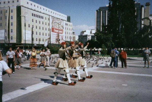 Tsoliades Syntagma Athene