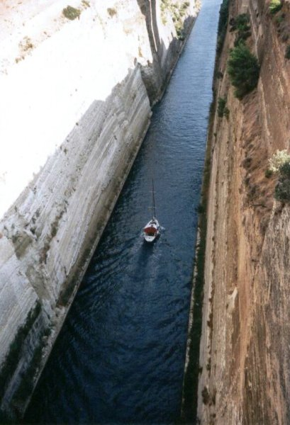 Kanaal van Korinthos