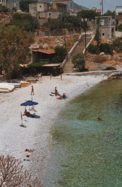 Kokkala in het zuidoosten van Peloponnesos