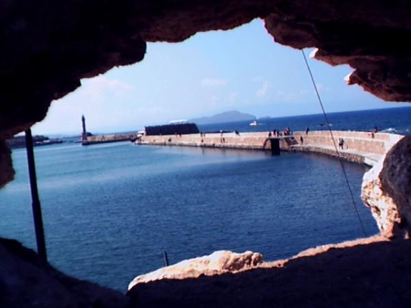 Oude haven Chania Kreta