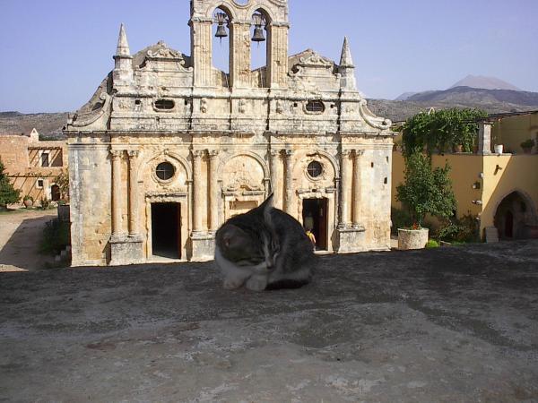 Arkadi bij Rethymnon