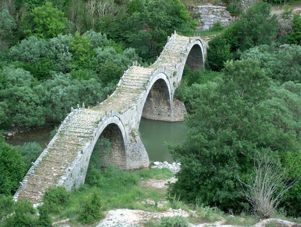 Vikos kloof, Epirus