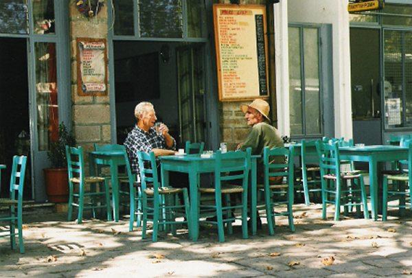 Café Griekenland
