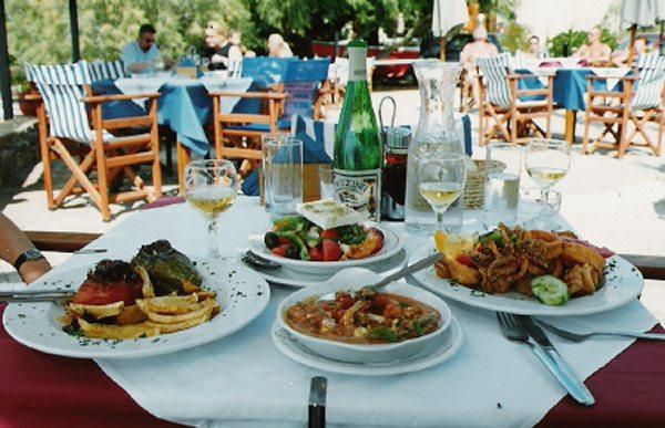 Lekker eten Griekenland