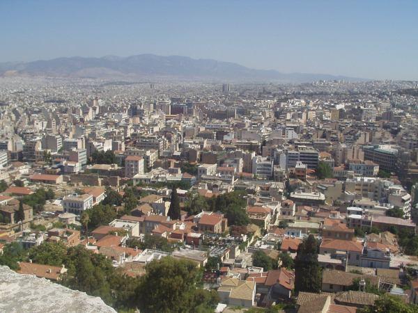 Athene stad