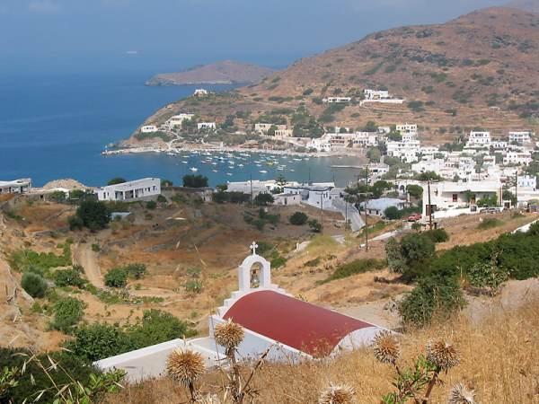 Syros baai
